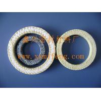 Quality Kevlar split wire packing pad     Aramid yarn split packing ring    Kevlar split wire packing ring for sale