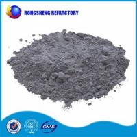 Quality Insulating Castable Refractory Al2O3 / SiC Steel Fibre Reinforced For Lime Kiln for sale