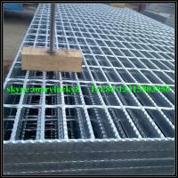 Quality Galvanized steel Bar Grating/galvanized serrated grating for sale