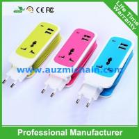 Quality New design Universal World Wide home Charger Adapter Plug with cable for sale