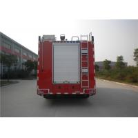168pcs Equipments Fire Rescue Vehicles , Welding Structure Motorized Fire Truck