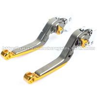 Folding & Extendable Motorcycle Brake Clutch Lever For Buell XB12 XB12R