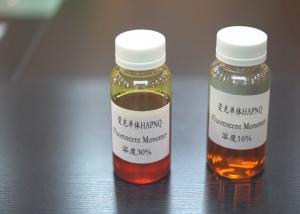 China CAS 276878-97-8 PH 7.2 16% Liquid Fluorescent Monomer on sale