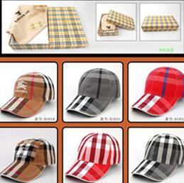 China Brand burberryes women sport hat casual cap women hats on sale
