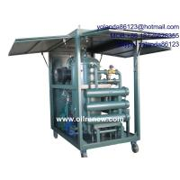 Quality High Vacuum Oil Dehydration and Degassing System for Insulating Transformer Oil Filtration for sale