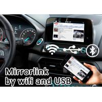 Buy Plug & Play Android Auto Interface for Ford Ecosport Focus Edge with WIFI Mirrorlink at wholesale prices