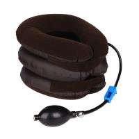 Quality Portable Medical Neck And Shoulder Brace , Neck Support Collar PVC Material for sale