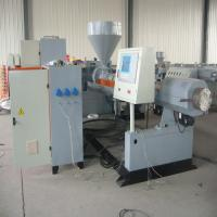 High Efficiency PP Plastic Pellet Machine With Gloosy Surface