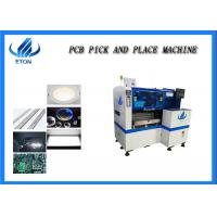 Quality 380VAC 50Hz Power SMT Mounting Machine LED Light Production Machine 40000CPH for sale