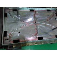 Buy cheap Cold / Hot runner Injection plastic overmolding electronics / injection overmolding product
