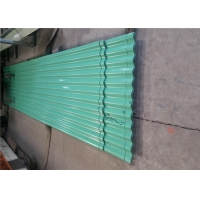 Quality 7/8'' 20GA CE Stainless Steel Roofing Sheet for sale
