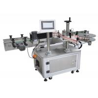 Quality 800W Automatic Drinking Water Bottle Labeling Machine 25M / Min for sale