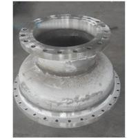 China Heat Exchanger and Condenser Cover Head Welding with Flange on sale