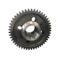 Buy cement mixer big gear,China big spur gear for textile machinery at wholesale prices