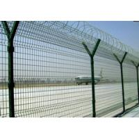 Quality PVC Chain Link Fence Own Factory for sale