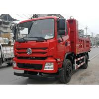 Buy cheap LHD/RHD Euro V Dongfeng 4x2 Middle Duty Dump Truck for Philippines from wholesalers