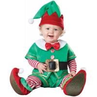 Quality Santa Costume Infant Baby Rompers Clothing Summer Dresses Outfits Organic for sale