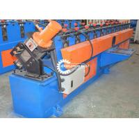 Quality Metal C U Channel Stud And Track Roll Forming Machine For Roof Structure for sale