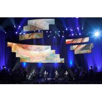 China Electronic Signs LED Display Rental LED Video Audio Vsual Display For Show on sale
