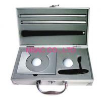 Quality Easy Carry Aluminum Cue Case Silver Color MSAC ABS Golf Carrying Case for sale