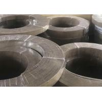 Buy cheap Asbestos Free Resin Woven Brake Lining Roll Heat Resisting With Copper Wire from wholesalers