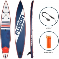 """Quality 130kg 340 L 12'6x28""""X6"""" Racing Inflatable SUP for sale"""
