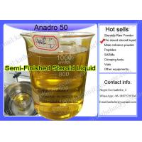 Quality Steroid Oil based injection Gear Oxymetholone / Anadro 50 Semi-Finished Oil For Bodybuilding for sale