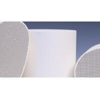 Quality RTO Ceramic Catalyst Carrier , SCR Substrate / DOC Support  100CPSI for sale