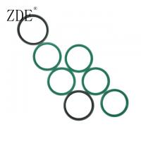 Quality NBR FKM Green Black ED Gasket Sealing Rubber Ring For Pipe Joint for sale