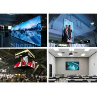 Quality SMD2121 Full Color Led Message Board P4 Indoor HD Led Signs 1000 Nits Brightness for sale