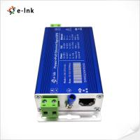 China 10/100/1000M Gigabit Poe Injector , Ethernet Power PoE Surge Protector IP 20 on sale