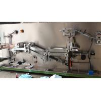 Quality 4.2 meters large medical automatic sheet folding machine servo motor control for sale