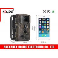 China 1080P HD Waterproof 5MP Hunting Trail Cameras , 4G Night Vision Camera Wildlife on sale