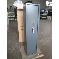 Quality Security Gun Safe For Rifle Pistol Mechanical Lock Filing Cabinet for sale