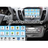 Full Plug & Play Car Android Navigation Interface for Ford Kuga