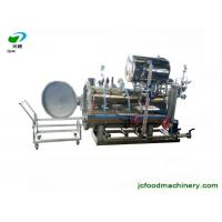 Quality high quality automatic steam autoclave sterilizer machine for food for sale