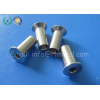 Buy cheap Precision Musical Instrument Parts Stainless Steel Fasteners Customized from wholesalers