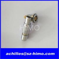 Buy self-locking 3B 5 pin lemo pin configuration for time code connection at wholesale prices