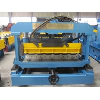 Monterrey Metal Tile Roll Forming Machine 45# Steel High Frequency