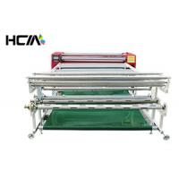 Quality Large Format T Shirt Printing Heat Transfer Press Sublimation Machine Multifunction Roller for sale