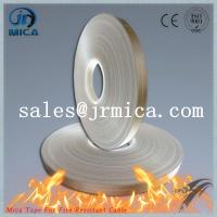 Quality phlogopite mica tape for cable high temperature tape china manufacturer insulation tape for sale