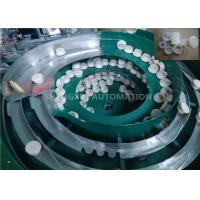 Quality Flexible Cap Automated Assembly Machines Bottles Feeders For Packing Industry for sale