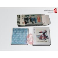 Quality Matte Lamination Print Poker Cards Hot Stamping For Playing Card for sale