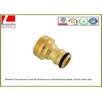 Quality High Speed Machining brass machined parts for sale