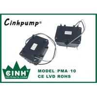 Buy Black Color High Output Micro Diaphragm Air Pump With Long Service Lifetime at wholesale prices