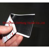 Quality 3M backing glue molded Velcro injection hook for practical industrial for sale