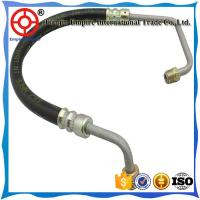 Quality FIBER BRAIDED STEEL WIRE BRAID FLEXIBLE  AUTO POWER STEERING HOSE for sale