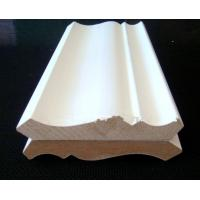 Quality Wood Moldings Gesso coated Wooden Primed Radiata Pine FJ Finger joint  Wood Moldings for sale