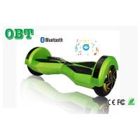 Quality Motorized 2 Wheeled Self Balancing Scooter With Bluetooth Speakers for sale
