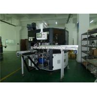 Quality Glass Tubes Screen Print Machine , Cosmetic Industrial Screen Printing Machinery for sale